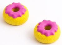 Купить Эврика Набор ластиков Пончики 2 шт, Чертежные принадлежности
