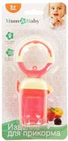 Купить Mum&Baby Ниблер с силиконовой сеточкой 2272512, Посуда для самых маленьких