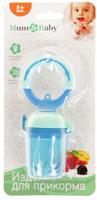 Купить Mum&Baby Ниблер с силиконовой сеточкой 2272513, Посуда для самых маленьких