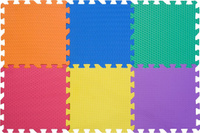 Купить Funkids NT Коврик-пазл Сенс-12, Развивающие коврики