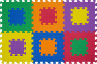 Купить Funkids NT Коврик-пазл Мозаика-12, Развивающие коврики
