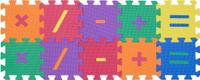 Купить Funkids NT Коврик-пазл Символы-1, Развивающие коврики