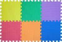 Купить Funkids NT Коврик-пазл Симпл-12 KB-049-6-NT-01, Развивающие коврики