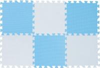 Купить Funkids NT Коврик-пазл Симпл-12 KB-049-6-NT-03, Развивающие коврики