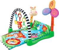 Купить Funkids Игровой коврик Kick & Crawl Gym 8503, Развивающие коврики
