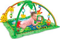 Купить Funkids Игровой коврик Delux Play Gym Giraffe, Развивающие коврики