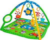 Купить Funkids Игровой коврик Happy Farm Gym, Развивающие коврики