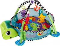 Купить Funkids Игровой коврик Turtle Gym, Развивающие коврики