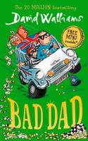 Купить Bad Dad, Зарубежная литература для детей
