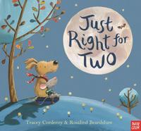 Купить Just Right For Two, Зарубежная литература для детей