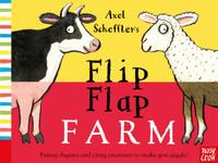Купить Axel Scheffler's Flip Flap Farm, Юмористическая литература