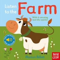 Купить Listen to the Farm, Первые книжки малышей