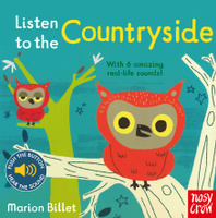 Купить Listen to the Countryside, Первые книжки малышей