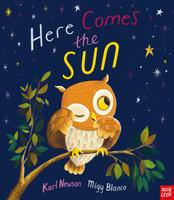 Купить Here Comes The Sun, Первые книжки малышей