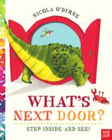 Купить What's Next Door?, Зарубежная литература для детей