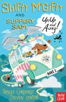 Купить Shifty McGifty and Slippery Sam: Up, Up and Away!, Зарубежная литература для детей