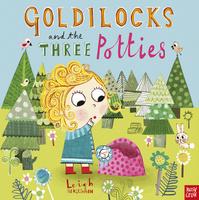 Купить Goldilocks and the Three Potties, Зарубежная литература для детей