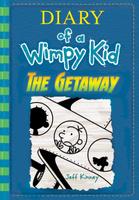 Купить Getaway (Diary of a Wimpy Kid Book 12), Зарубежная литература для детей
