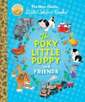 Купить The Poky Little Puppy and Friends: The Nine Classic Little Golden Books, Зарубежная литература для детей