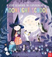 Купить Cat Learns to Listen at Moonlight School, Зарубежная литература для детей