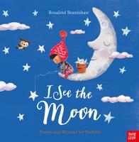Купить I See the Moon, Зарубежная литература для детей
