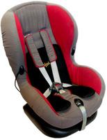 Купить Подогрев для детского сиденья Teplokid , универсальный, цвет: черный, 27 см x 55 см, Аксессуары