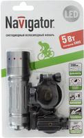 Купить Фонарь велосипедный Navigator 94 964 NPT-B01-3AAA , светодиодный, Велофары и фонари