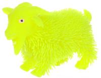 Купить 1TOY Антистрессовая игрушка Нью-Ёжики Козел цвет желтый, Развлекательные игрушки