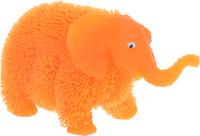 Купить 1TOY Антистрессовая игрушка Нью-Ёжики Слоник цвет оранжевый, Развлекательные игрушки