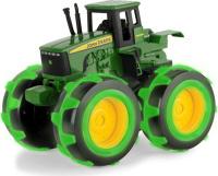 Купить Tomy John Deere Трактор Monster Treads с подсветкой, Машинки