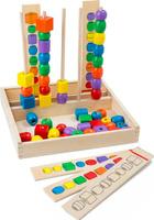Купить Melissa & Doug Обучающая игра Первые игрушки Формы и цвета, Обучение и развитие