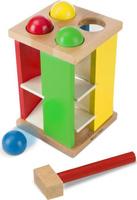 Купить Melissa & Doug Обучающая игра Игра с молотком, Обучение и развитие