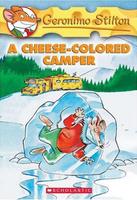 Купить Geronimo Stilton #16: A Cheese-Colored Camper, Приключения и путешествия