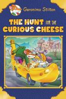 Купить Geronimo Stilton Special Edition: The Hunt for the Curious Cheese, Приключения и путешествия