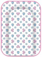 Купить Polini Доска пеленальная Бабочки цвет розовый, Позиционеры, матрасы для пеленания