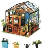Купить Набор для изготовления игрушки ТМ Цветной Цветочная оранжерея , Игрушки своими руками