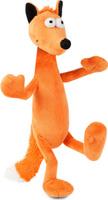 Купить Гнутики Мягкая игрушка Лис-Рыжий Артист 22 см, Мягкие игрушки
