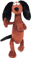Купить Гнутики Мягкая игрушка Барбос-Черный Нос 22 см, Мягкие игрушки