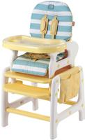 Купить Happy Baby Стульчик для кормления Oliver цвет желтый, Стульчики для кормления