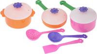 Купить Mary Poppins Игровой набор для готовки Цветочек 9 предметов, Сюжетно-ролевые игрушки