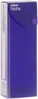 Купить Пенал Snopake Electra , цвет: фиолетовый