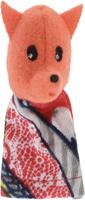 Купить Кукла пальчиковая Лиса , Наивный мир