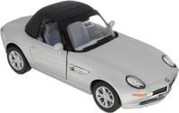 Купить Kinsmart Модель автомобиля BMW Z8 цвет серебристый, Машинки