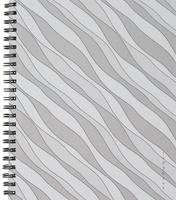Купить Канц-Эксмо Тетрадь Гармония цвета 96 листов в клетку цвет серый, белый, Тетради