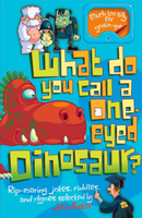 Купить What Do You Call a One-Eyed Dinosaur?, Зарубежная литература для детей