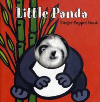 Купить Little Panda Finger Puppet Book, Первые книжки малышей
