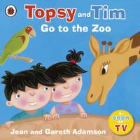 Купить Topsy and Tim: Go to the Zoo (PB), Зарубежная литература для детей