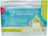 Купить Happy Baby Пакеты для стерилизации в микроволновой печи 33009, Стерилизаторы, подогреватели