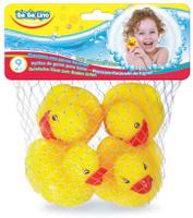 Купить BebeLino Игрушка для ванной Уточки, Первые игрушки