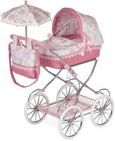 Купить DeCuevas Коляска для куклы Даниэла с сумкой и зонтиком 81021, Куклы и аксессуары